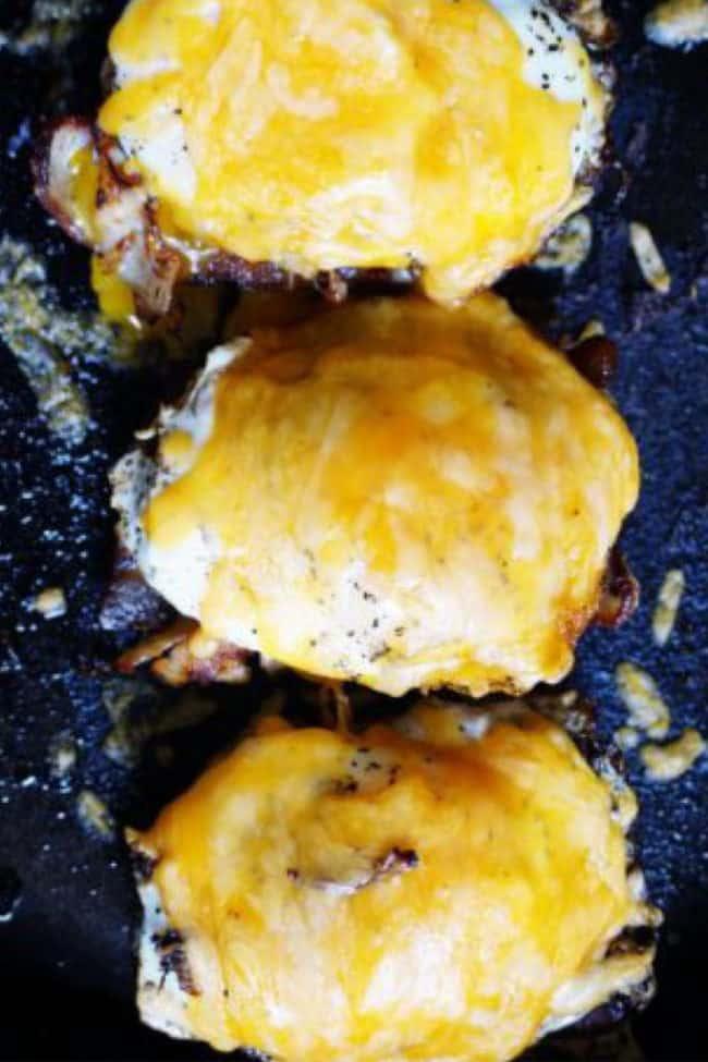 Low Carb Breakfast Sandwich recipe