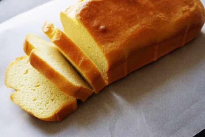 low carb breakfast sandwich keto bread KetoConnect