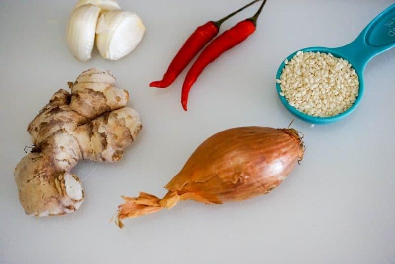 asian wing sauce ingredients