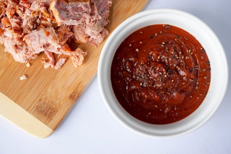 low carb bbq sauce sauce middle