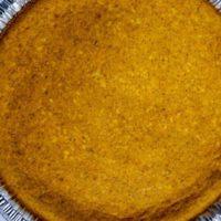 pumpkin pie cheesecake whole pie