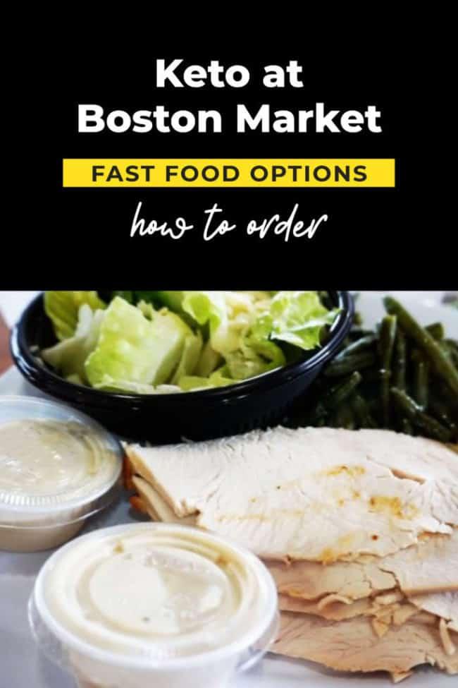 Keto Boston Market