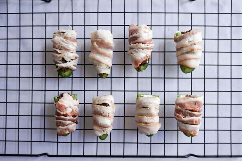 bacon jalapeno poppers bacon