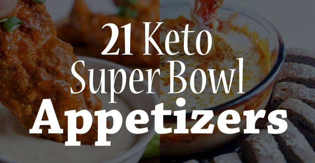 keto appetizers feature