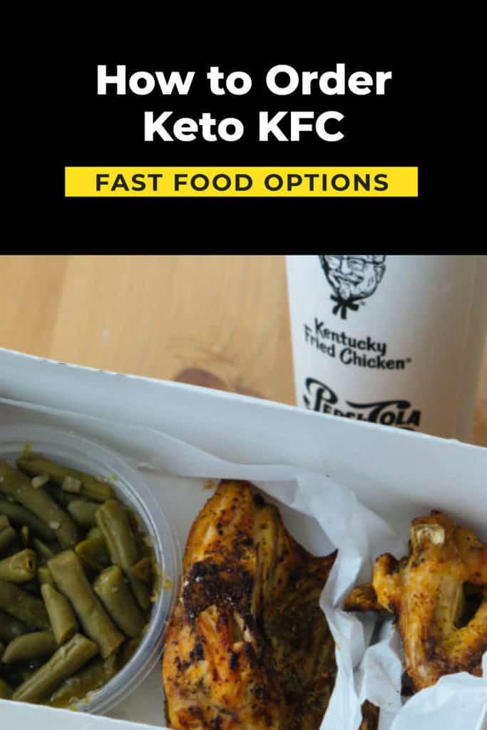 Keto Kfc Keto Fast Food Options Ketoconnect