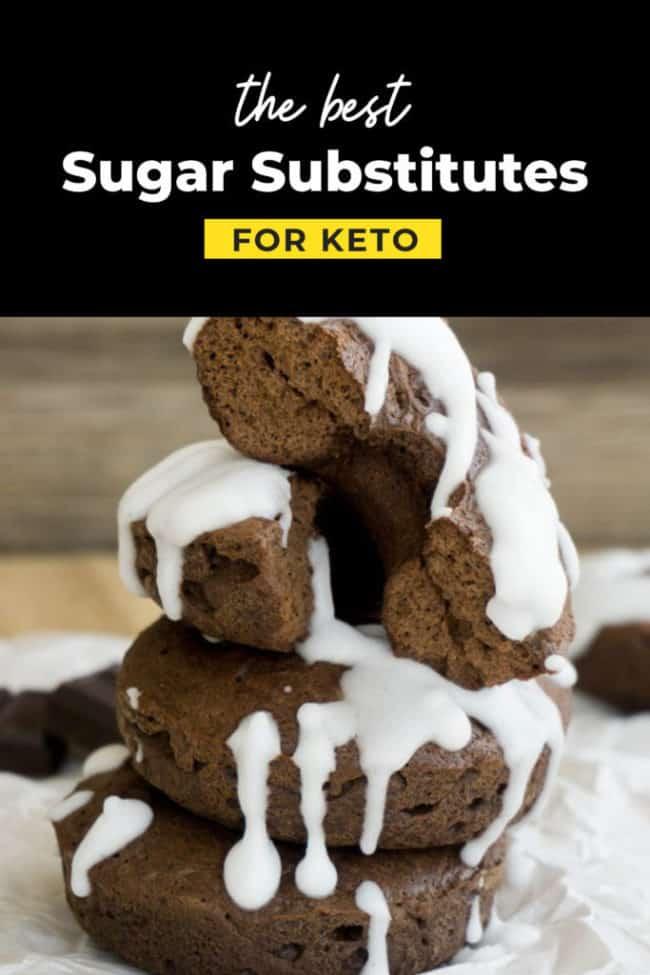 Best Sugar Substitute