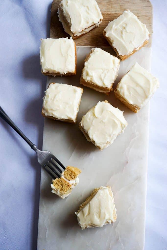 protein cake vanilla overhead final
