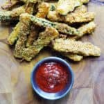 zucchini fries final overhead