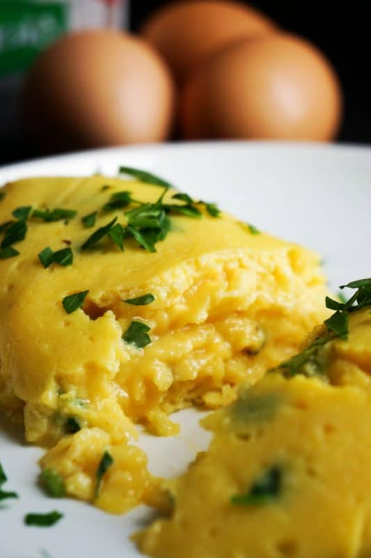 A keto egg fast is a great way to have amazing results in a short time, from losing weight, to feeling all around better!