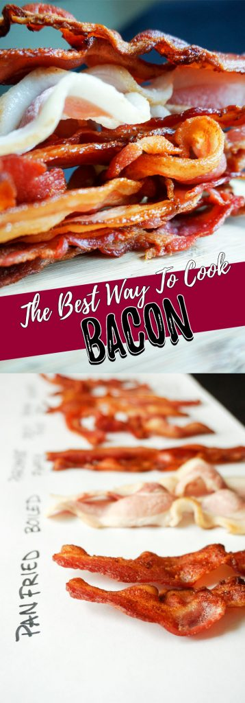 Bacon can be cooked many different ways, and it is great for keto! Bacon is the perfect tasty food that can be added to just about anything or eaten alone, and is low carb!