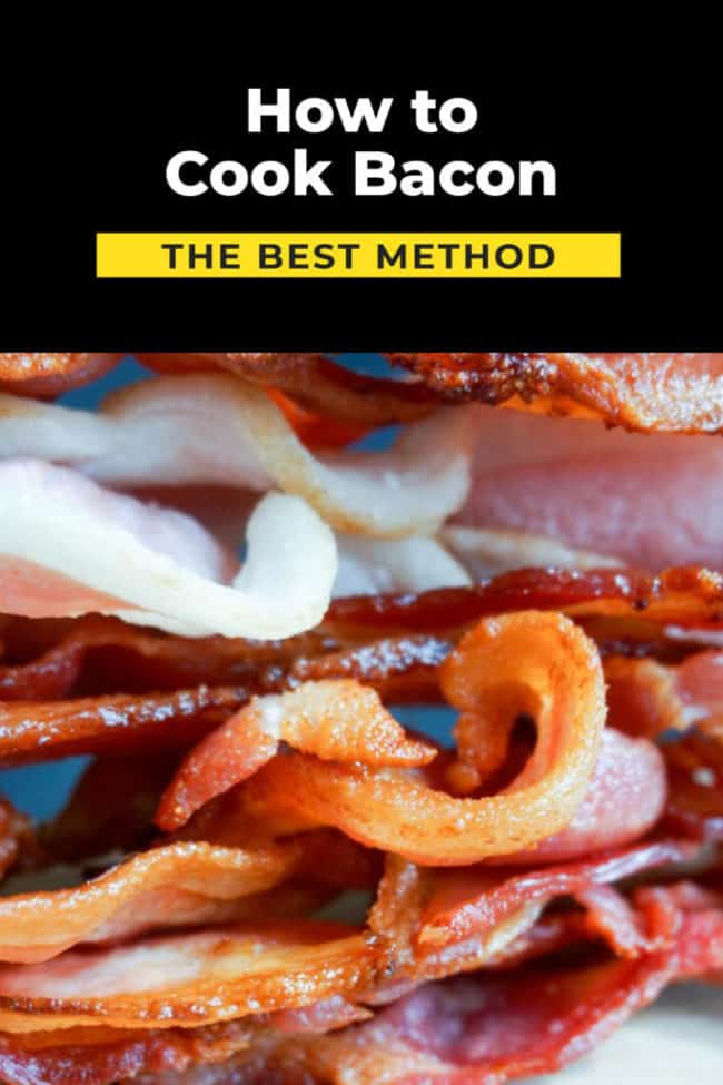 best way to cook bacon