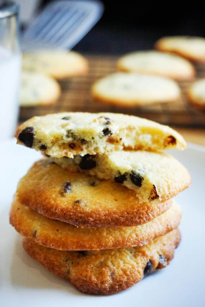 Low Carb Chocolate Chip Cookies Ketoconnect