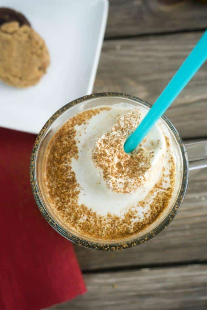 No matter the season this Pumpkin Spice Latte Recipe is the perfect low carb, sugar free drink to get your day started right!