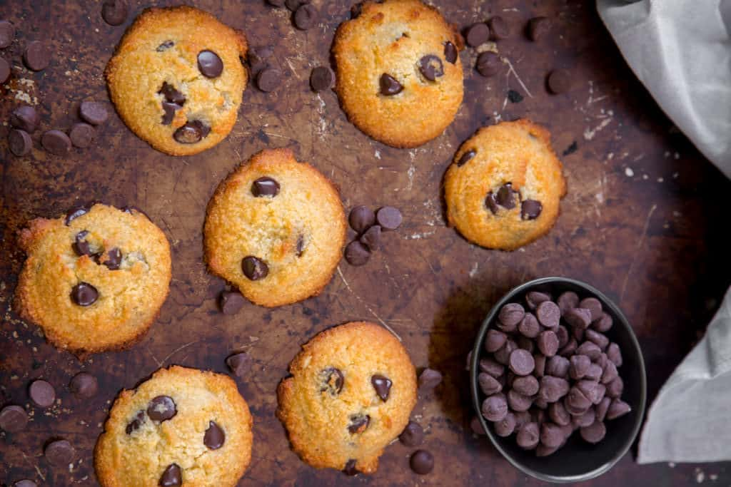 chocolate chip cookies that are keto friendly