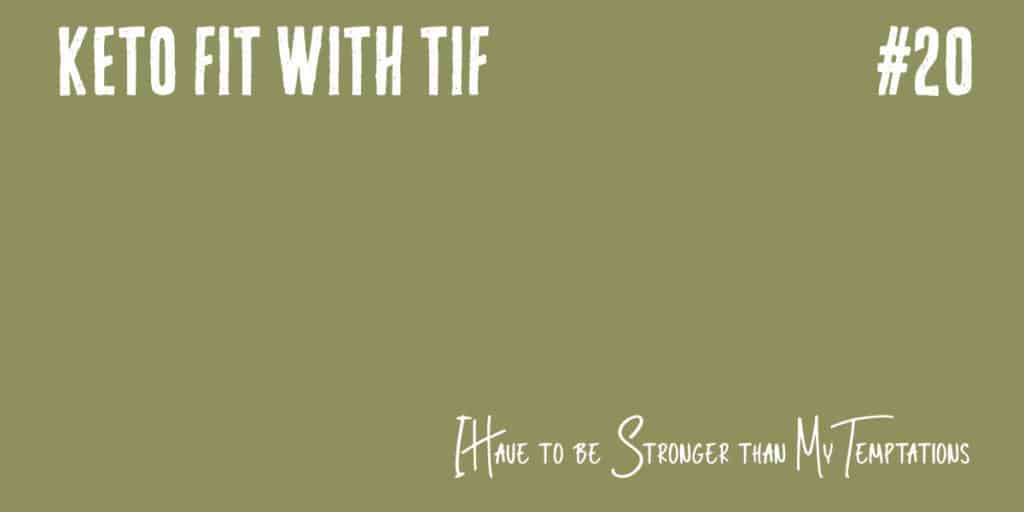 keto fit with tif