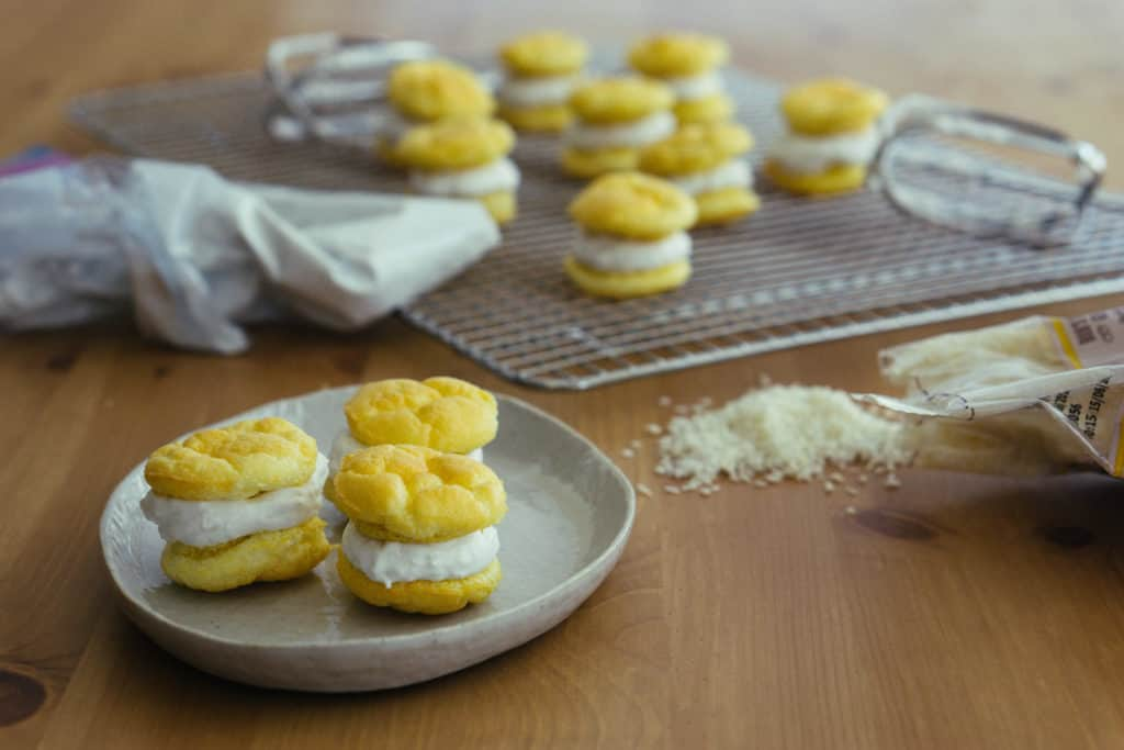 The Low Carb Mini Cream Puffs are light in texture, rich in taste and completely guilt free on you keto diet!