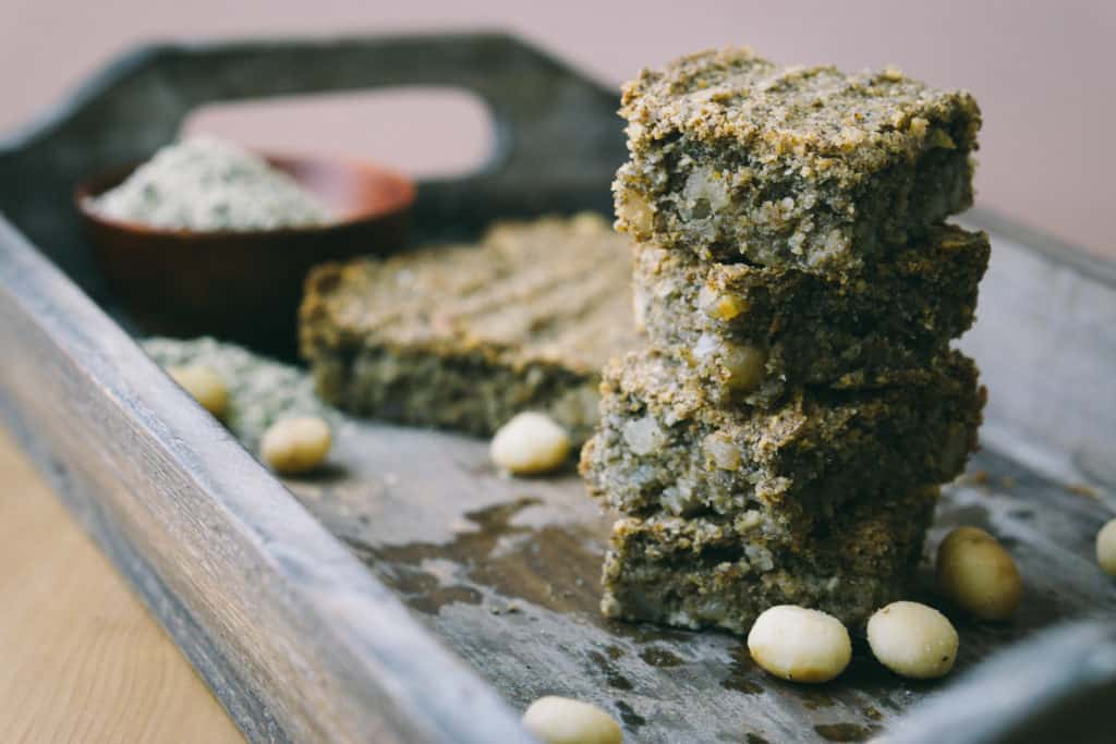 These Vegan Meal Replacement Bars are low carb, high fat, dairy free and a great way to start off your day!
