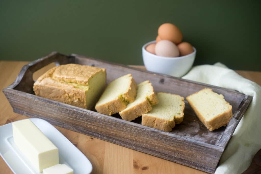 best keto bread horizontal