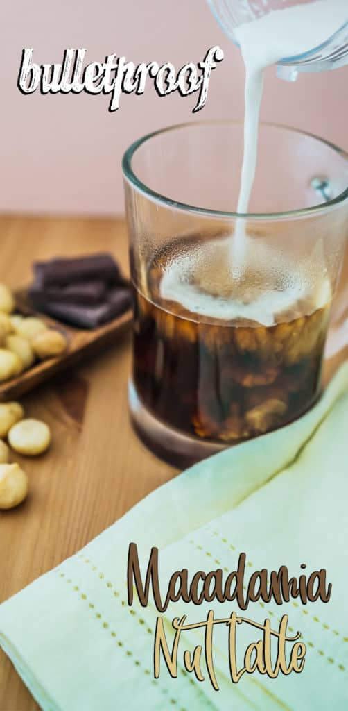 This Hawaii inspired Macadamia Nut Coffee is the perfect change up to your boring, morning coffee routine with  richer flavor and fattier macros!