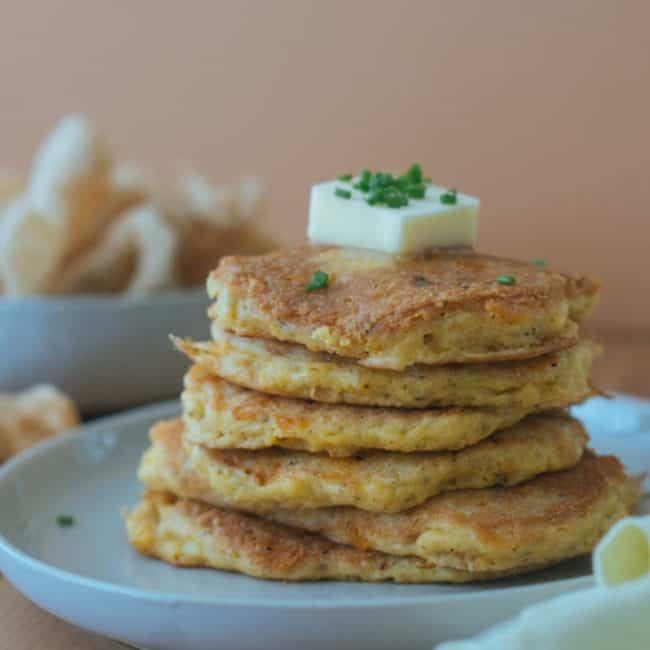 pork rind pancakes