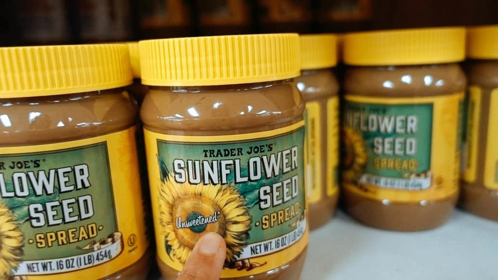 Sunflower Seed Butter KetoConnect