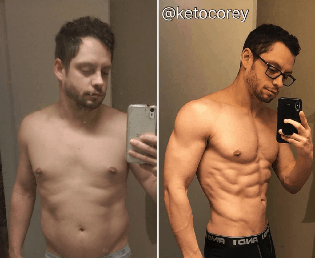 Weight Loss Transformation How I Lost 100 Pounds On Keto Ketoconnect