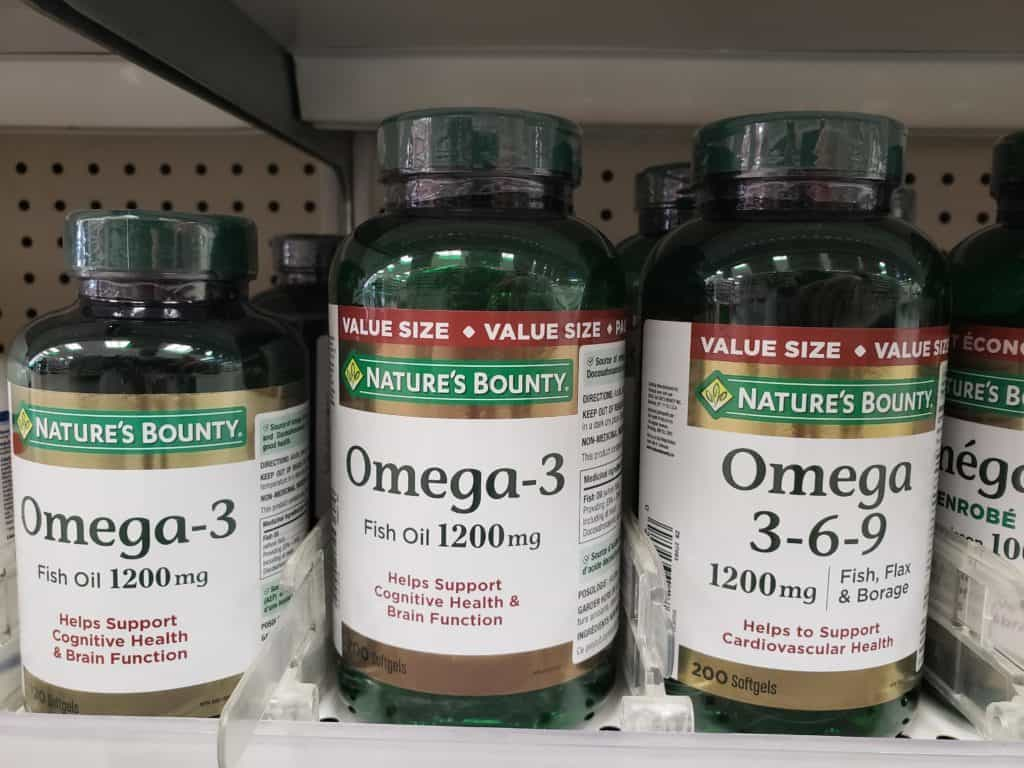 The best source for omega-3 are sea-based creatures, fish oil is a perfect supplement for this. However, supplementing omega-6 is not recommended