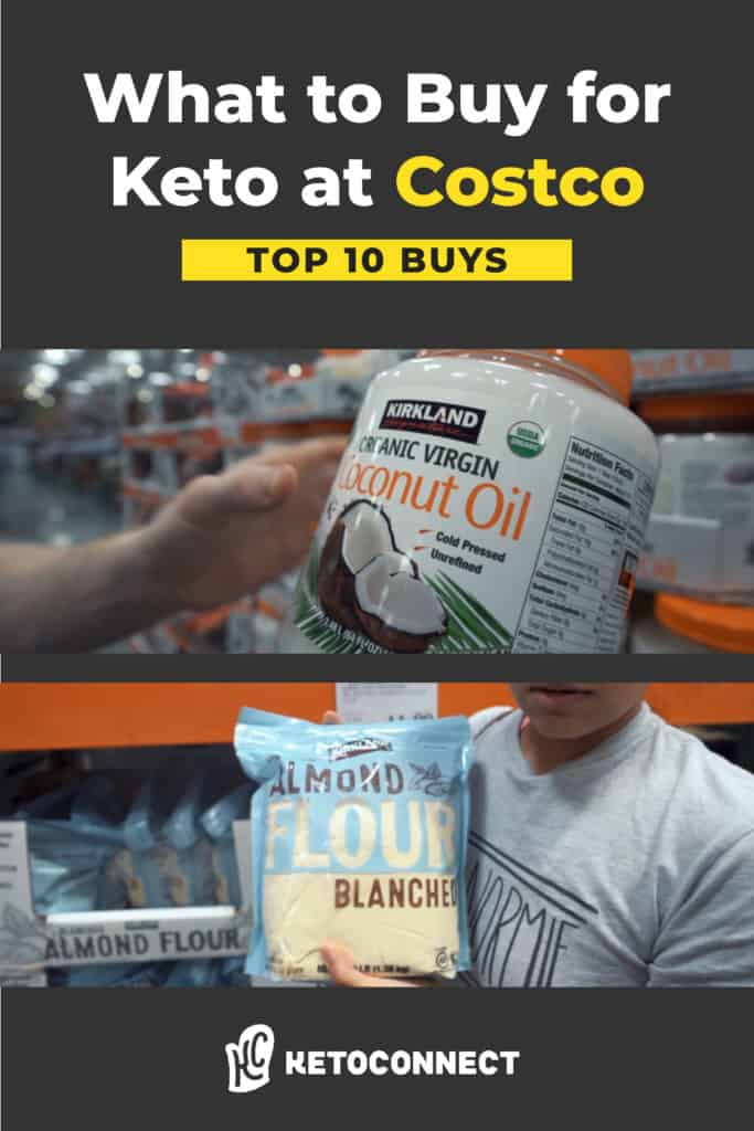 This Costco keto list includes amazing deals on low carb kitchen staples and tips on healthy grocery shopping for the family.