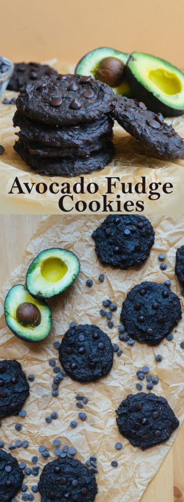 These Low Carb Fudge Cookies are made using healthy fats from avocado and completely nut free, flourless, and keto-friendly!
