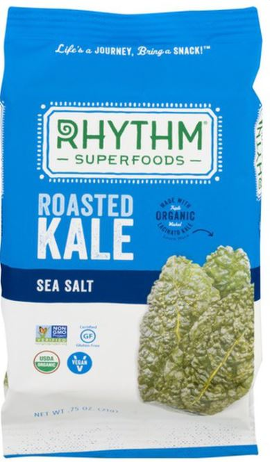 roasted kale snacks available at costco