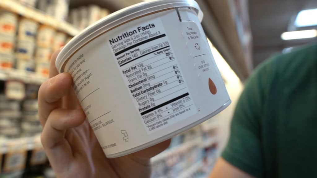 Kite hill keto yogurt at sprouts is a perfect alternative if you don't feel like making our homemade keto yogurt recipe!