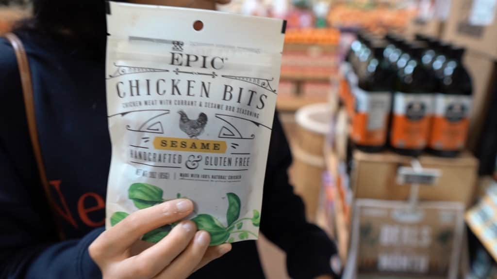 Bacon bits are a great additions to any keto salad or on top of many of our keto recipes! Epic bacon bits are our favorite brand because of the high quality ingredients and they are available at sprouts!