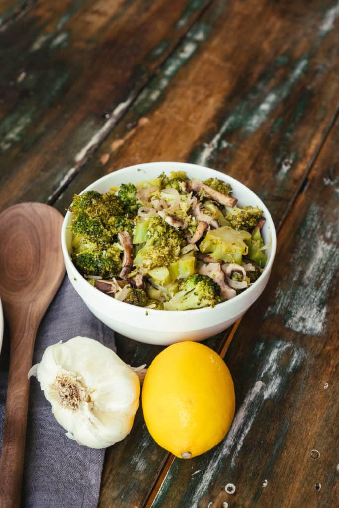 Low Carb Sides you can add to any keto meal, like Bacon Brussels Sprouts and Broccoli Mushroom Medley. Tasty keto recipes full of flavor, fat, and fiber.