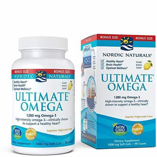 Before purchasing a fish oil, always look into the company and research their reputation. We do not recommend fish oil unless it is high quality because it oxidized quite easily, but nordic naturals ultimate omega fish oils are a decent option.