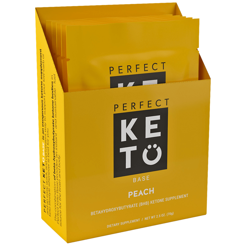 Perfect keto ketones are our preferred brand of ketones. Exogenous ketones are not necessary because you will produce a whole bunch of your own, but they can be taken.