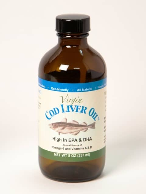 NutroPro Cod Liver oil is an easy way to get omega-3 fatty acids and vitamin A on keto, if you're not a big fan of seafood or liver.