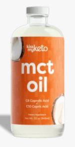 kiss my keto mct oil found at walmart