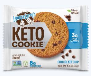 lenny and larry keto cookies at walmart