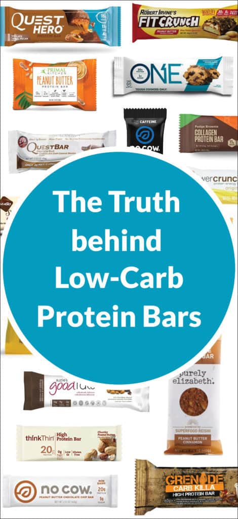 The 20 best low carb protein bars for a keto diet