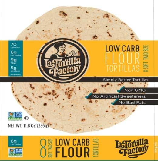 review of la tortilla factory