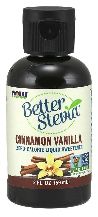 BetterStevia Liquid is an excellent keto friendly sweetener that comes in a variety of flavors.