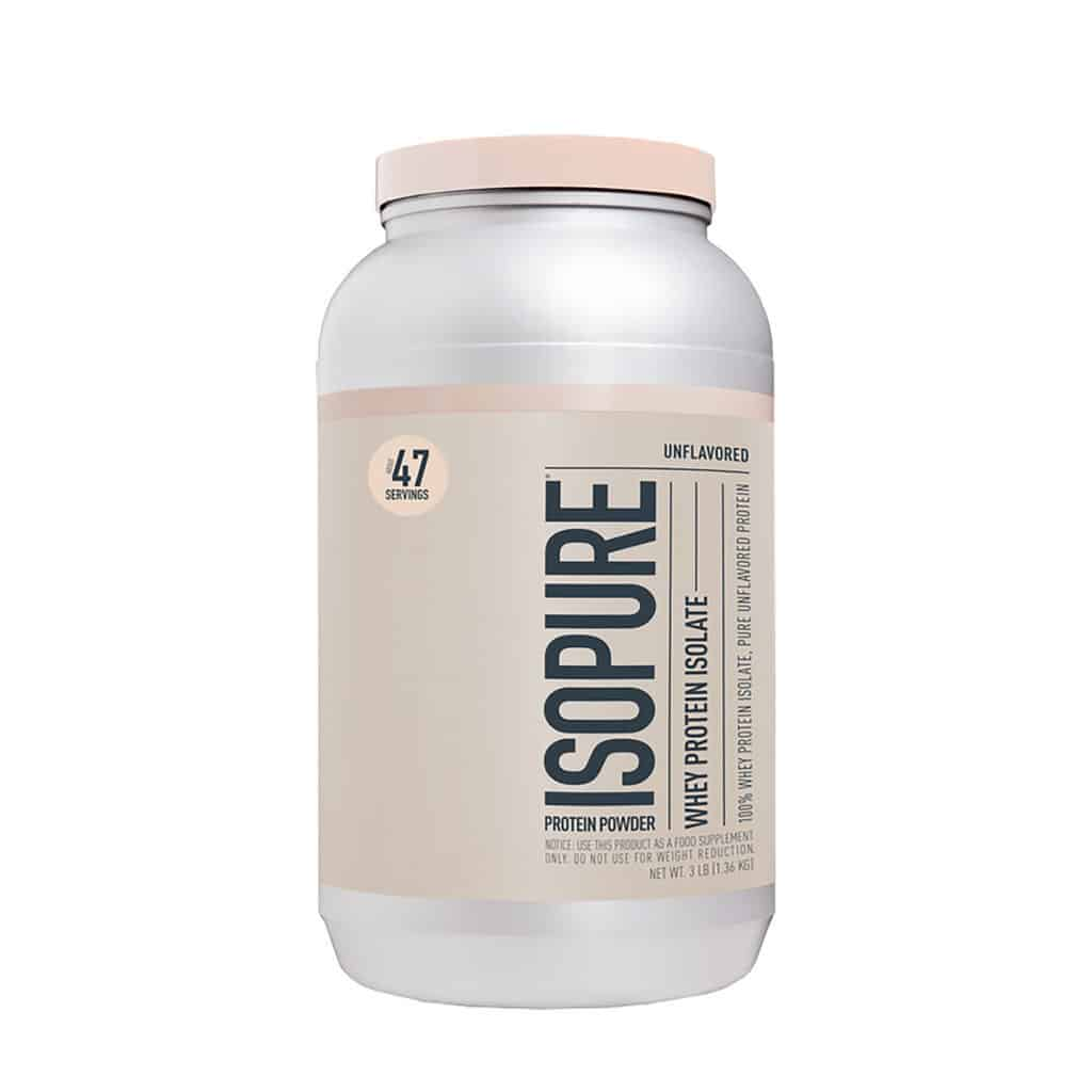 Isopure Protein powder has many uses in the keto diet.