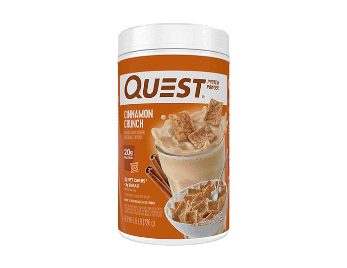 Quest protein powder is great for a keto protein shake, or other keto protein recipes
