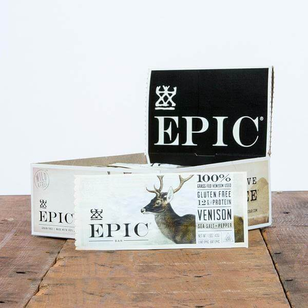 Epic Provisions high quality animal keto products and epic meat bars are a perfect keto snack!