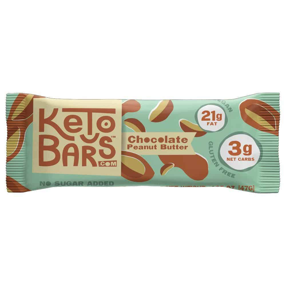 The top 30 best keto products, Keto bars with wholesome ingredients and low carbs.