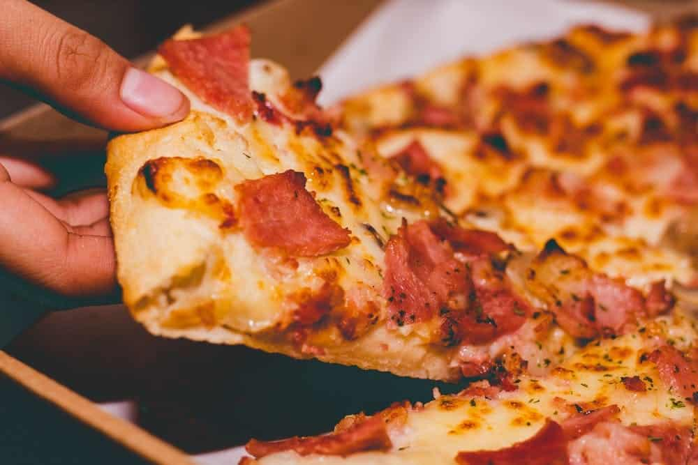 DiGiorno Thin Crust Pizza may look good, but it is not good for your keto diet with its large amounts of carbs.