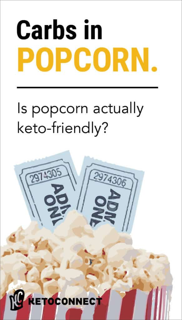 Learn which types of popcorn are acceptable on keto, plus how to make your own popcorn at home without upsetting your macros.