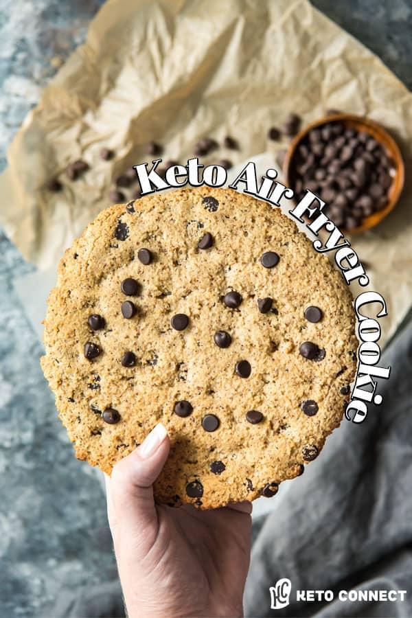 air fryer cookie