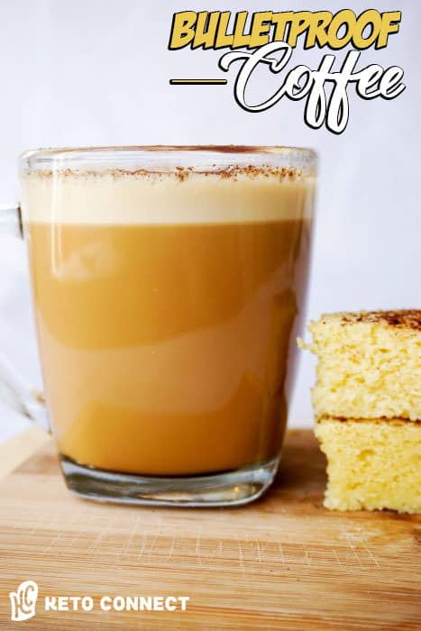 Keto Bulletproof Coffee made fast and easy. Try these ideas to change up the flavors!