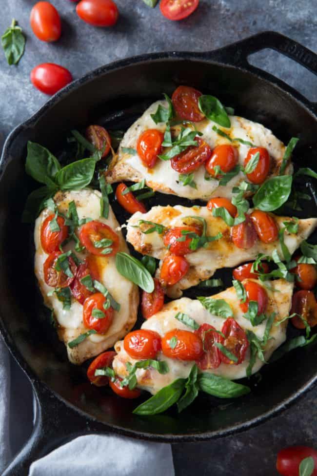 Chicken Caprese Recipe